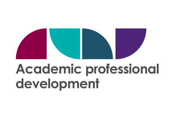 Logo for Academic Professional Development